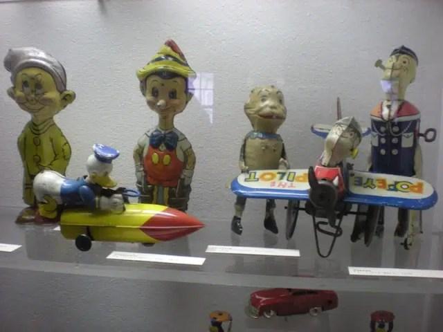Museo del Giocattolo - Monaco di Baviera, Germania