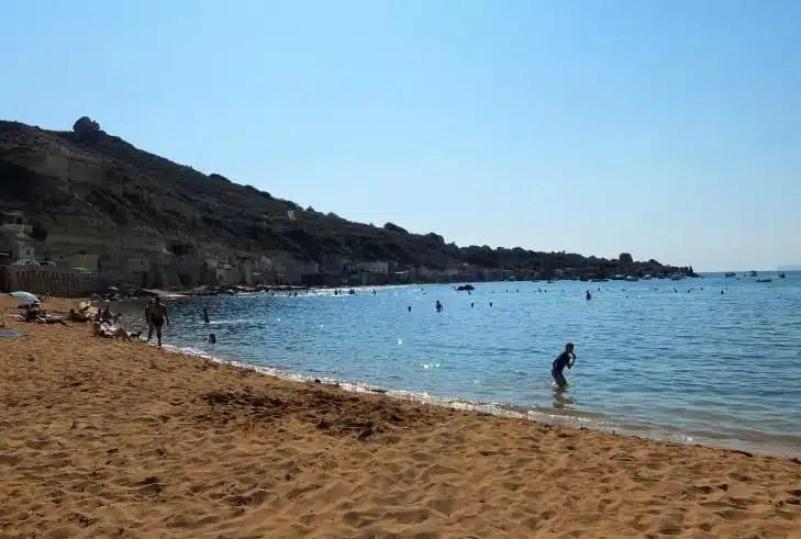 Malta - Gnejna Bay
