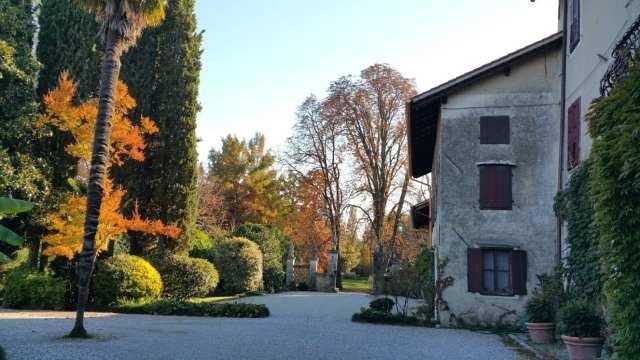 Autunno a Strassoldo, Friuli
