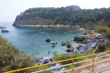 Baia Anthony Queen - Rodi, Grecia