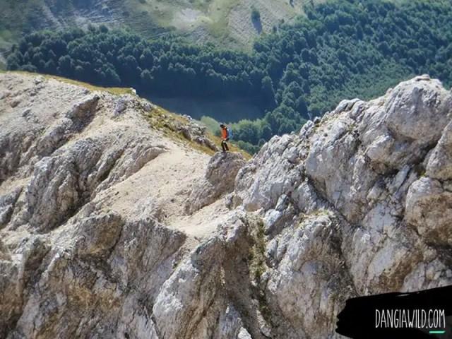 Viaggiare in solitaria - Monte Terminillo, Rieti