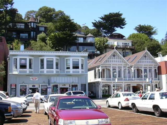 Sausalito - California, USA