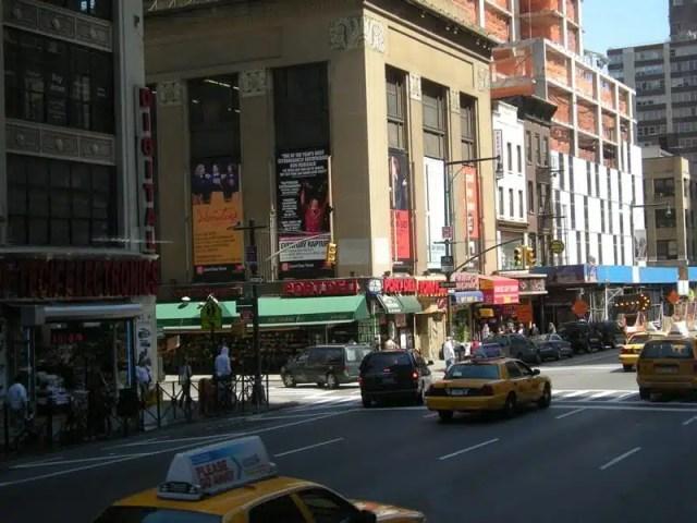New York, USA - Cucina Italiana