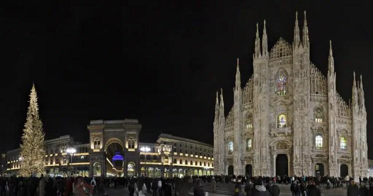 Piazza del Duomo - Milan, Italy