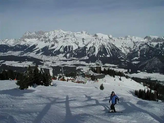Schlamding, Stiria, Austria - Stagione sci 2015-2016