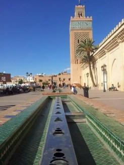 Moschea - Marrakech, Marocco