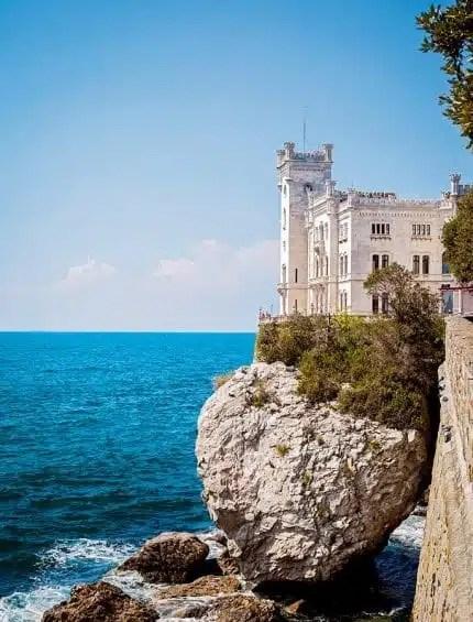 Castello di Miramare - Lignano Sabbiadoro