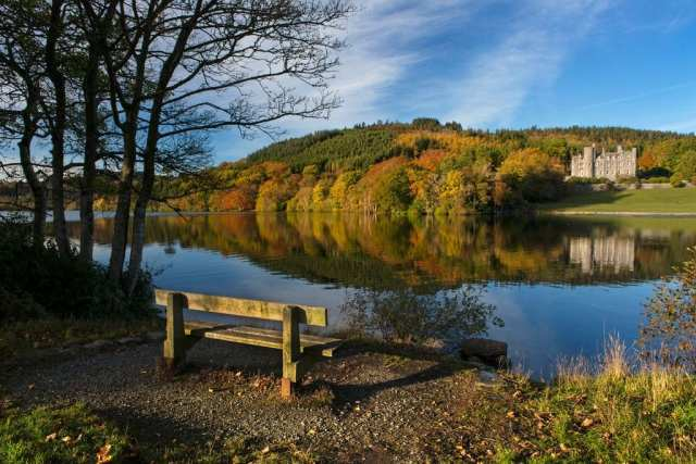 Castlewellan Castle, Contea di Down - Irlanda