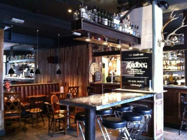 The Black Cat - Edimburgo, Scozia