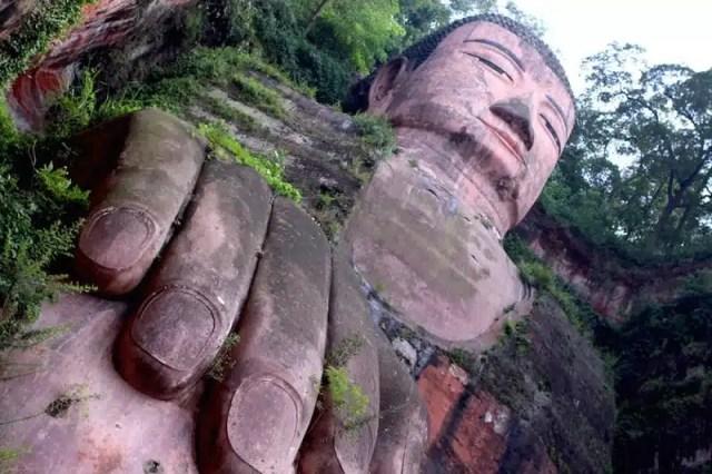 Buddha Gigante di Leshan - Cina