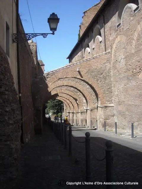 Clivo di Scauro - Roma