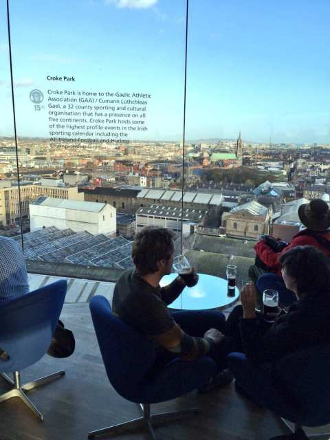 Guinness Storehouse, Dublino