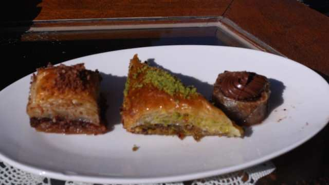 Baklava Shop