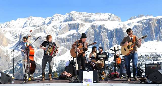 Rock the Dolomites - Val Gardena