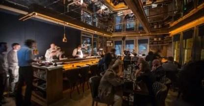 Rustic restaurant, Dublino