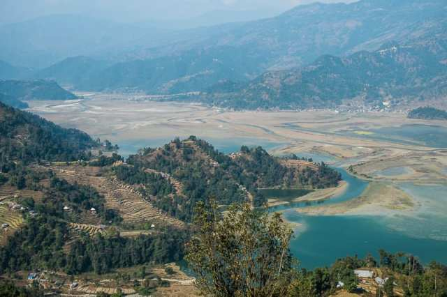lago Pokhara - Nepal