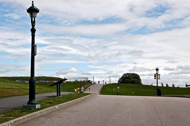 Pianure di Abramo - Québec City, Canada