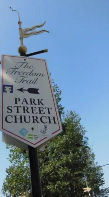 Freedom Trail - Boston, Massachusets, USA