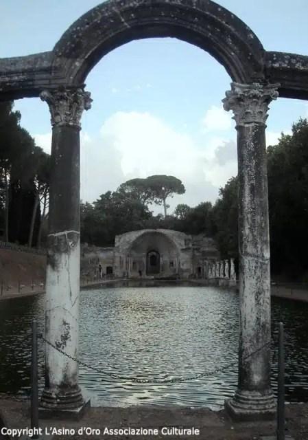 Villa Adriana - Tivoli, Roma Antica