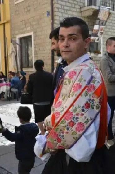 Domenica di Pasqua a Oliena - Settimana Santa in Sardegna