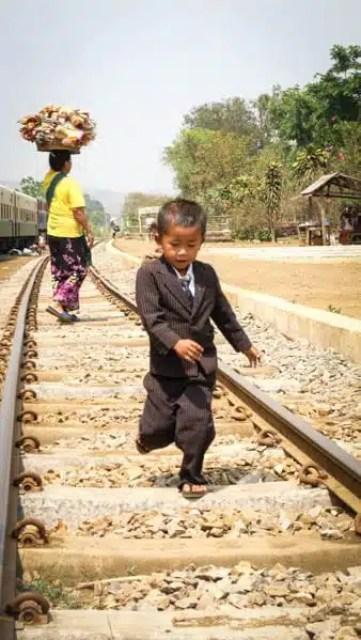 Trekking nello Shan - Birmania