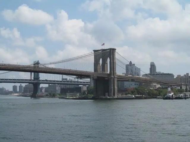 Ponte di Brooklyn - New York City, USA