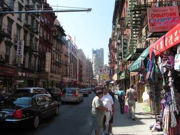 Little Italy - New York, USA