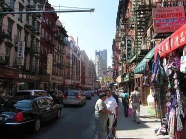 Little Italy - New York, USA