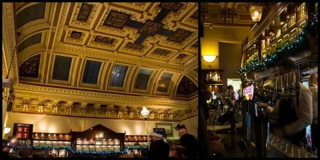 Pub - Edimburgo, Scozia