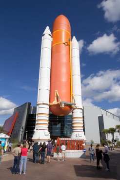 Kennedy Space Center - Orlando, Florida, USA