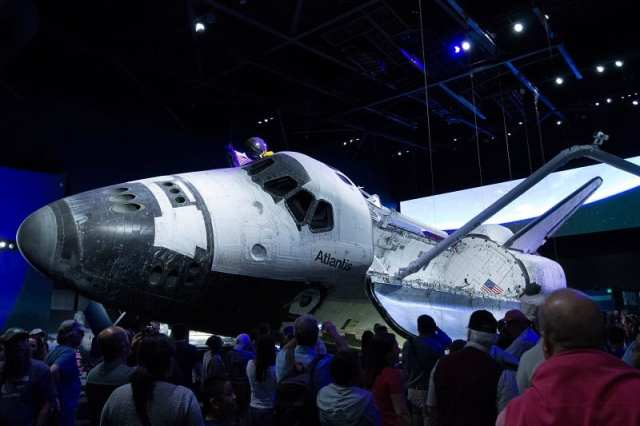 Kennedy Space Center - Orlando, Florida, USA