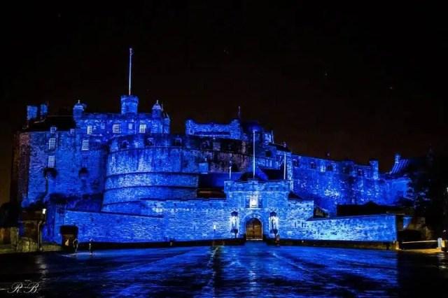 Castello di Edimburgo, Scozia