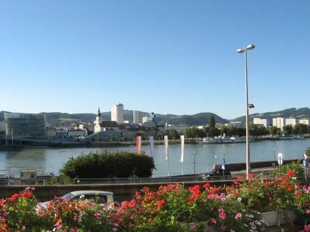 Road trip Austria - Linz