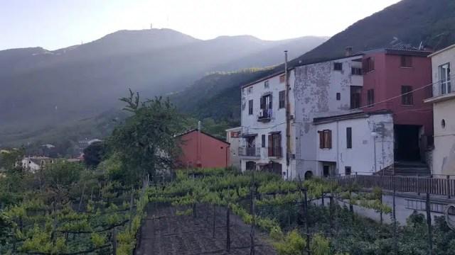 Summonte - Estate in Irpinai