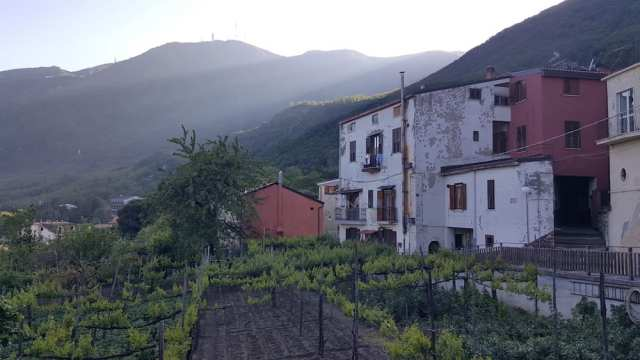 Summonte - Estate in Irpinai