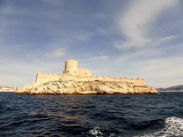 Château d'If - Marseille, France