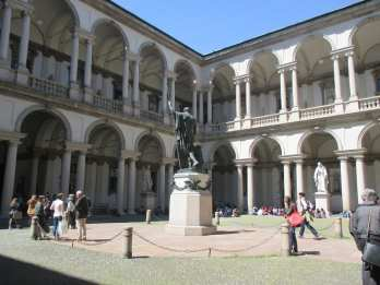 Lookals Giardini nascosti di Milano Brera