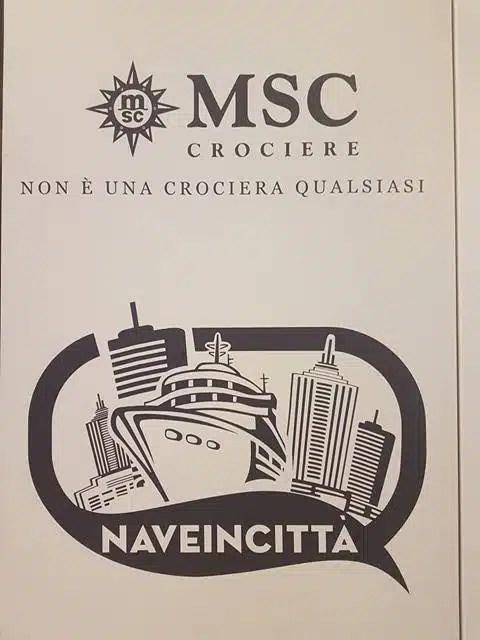#NaveInCittà