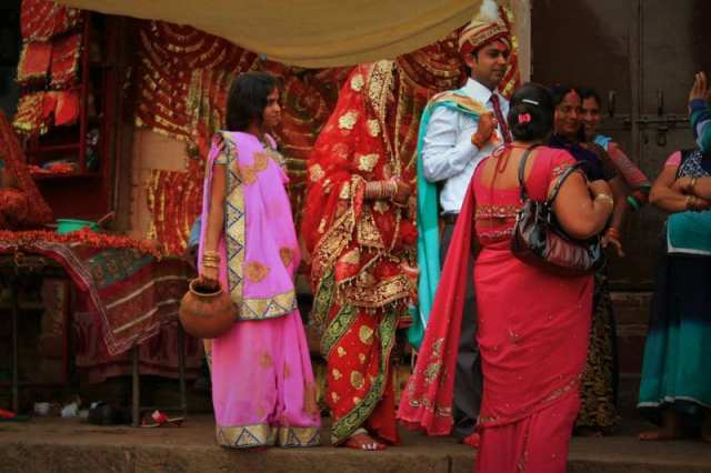 Viaggio senza meta- India