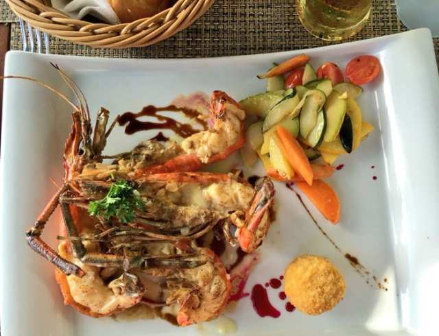 Ristorante Mirador, Casela World of Adventures - Mauritius