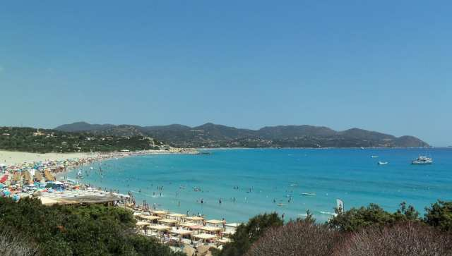 Villasimius, Sardegna