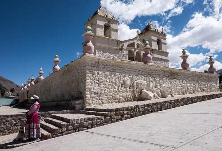chiesa peruviana