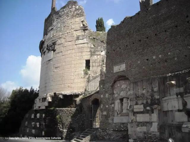 Chiesa di San Nicola a Capo di Bove - Roma, Appia Antica