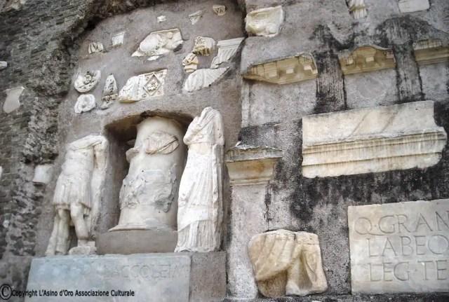 Mausoleo di Cecilia Metella - Roma, Appia Antica