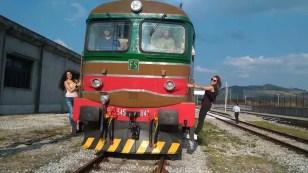 Irpinia, Ferrovia Avellino-Rocchetta