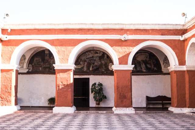 Monastero di Santa Catalina Arequipa