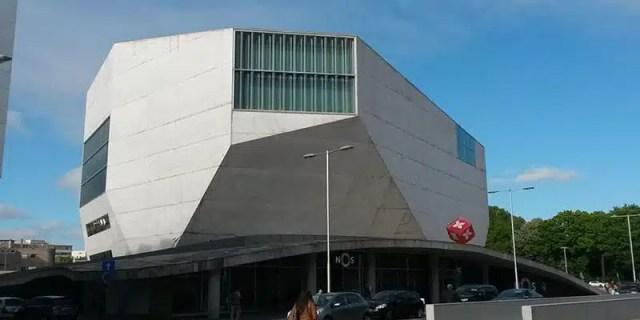Casa da Música a Oporto