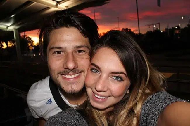 primo tramonto australiano