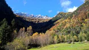 Valle dei Bagni, Val Masino