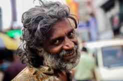 Il volto di un Singalese